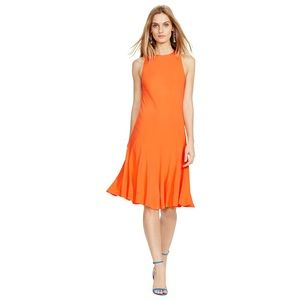 Ralph Lauren Polo fit & flair dress